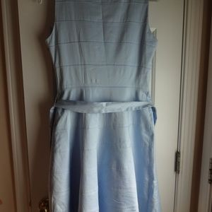 Calvin Klein Dresses - Calvin Klein Light Blue Dress Size 4